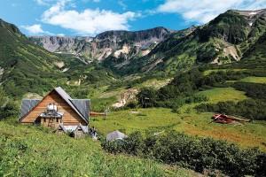 Russische Halbinsel Kamtschatka, Vulkan-Tour, Rundreisen und Ausflüge mit Go-East Reisen GmbH