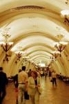 Öffentliche Verkehrsmittel in Moskau