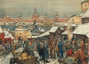 Novgorod_markt_Wasnezow